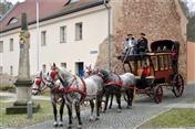 Postkutschenfahrt Brandenburg