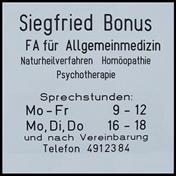 Logo von Bonus