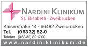 Logo von Nardini Klinikum