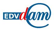 Logo von EDVDAM