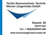 Logo von Textile Sonnenschutz-Technik Werner Jürgenhake GmbH
