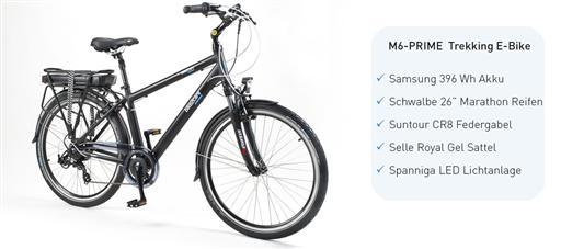 M6-PRIME E-Bike - GmbH