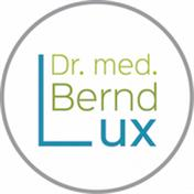 Logo der Zahnarztpraxis Dr. med. Bernd Lux in Zerbst/Anhalt.