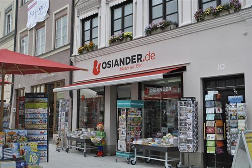 OSIANDER Landsberg - Osiandersche Buchhandlung GmbH