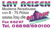 Logo von Lay Reisen