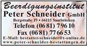 Logo von Schneider Peter GmbH