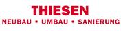 Logo von Thiesen Bauunternehmung