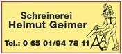Logo von Geimer
