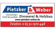 Logo von Pietzker & Weber