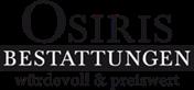 Logo von Osiris Bestattungen GmbH