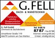 Logo von Fell G. GmbH