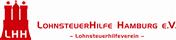 Logo von Lohnsteuerhilfe Hamburg e.V.