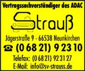 Logo von Strauß Kfz-Sachverständigenbüro