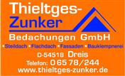Logo von Thieltges-Zunker Bedachungen GmbH