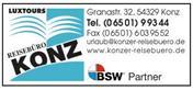Logo von Luxtours Reisebüro Konz
