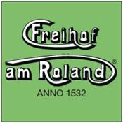 Logo von Hotel Freihof am Roland