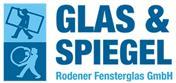Logo von Glas & Spiegel Rodener Fensterglas GmbH