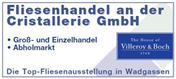 Logo von Fliesenhandel an der Cristallerie GmbH