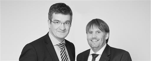 Rechtsanwalt Borgmann, Rechtsanwältin Büricke, Rechtsanwalt Schneider (v.l.n.r.)