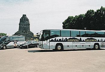 TOURNEE- UND REISESERVICE - KVS Bus- und Limousinen-Service GmbH Leipzig