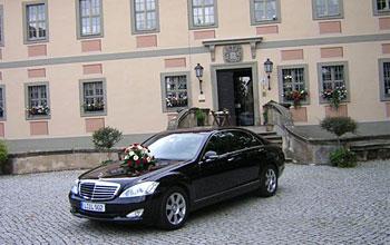 Hochzeitslimousine - KVS Bus- und Limousinen-Service GmbH Leipzig