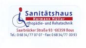 Logo von Sanitätshaus Müller