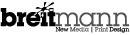 Logo von Breitmann New Media Print Design