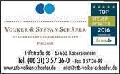 Logo von Schäfer Volker GmbH