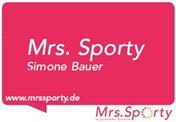 Logo von Mrs.Sporty
