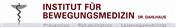 Logo von Institut für Bewegungsmedizin Dr. Dahlhaus