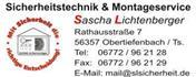 Logo von Sicherheitstechnik Lichtenberger