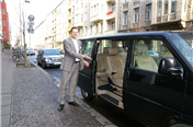 Individueller Chauffeurservice