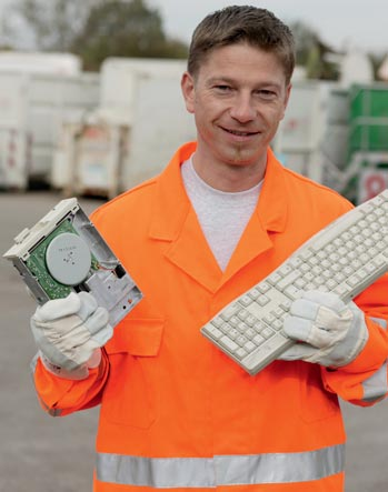AWSH-Recyclinghöfe sind mehr als nur Annahmeorte für Abfälle - AWSH Recyclinghof
