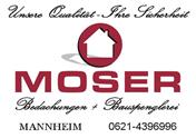 Logo von MOSER Bedachungen