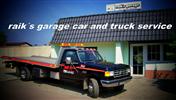 Logo von raiks garage car and truck service