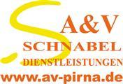 Logo von A&V/Dienstleistungen SCHNABEL