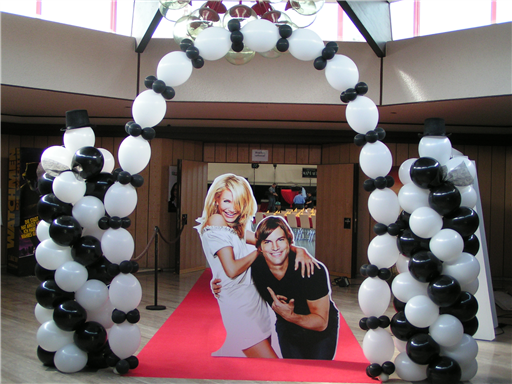 Firmengebäude Luftballon-Event-Service
