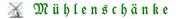 Logo der Mühlenschänke