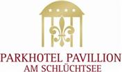 Logo von Parkhotel Pavillion am Schlüchtsee