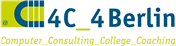 Logo 4C-4Berlin IT-Service
