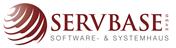 Logo von SERVBASE GmbH Software- & Systemhaus