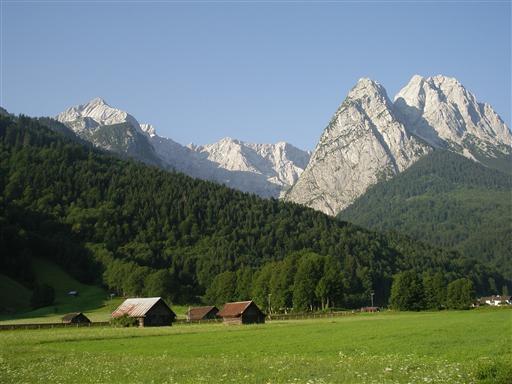 Firmengebäude Berit Illemann - Alpenblick-Tour