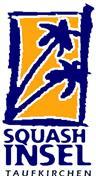 Logo von Squash & Badminton Insel Taufkirchen