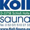 Koll Saunabau Saunahersteller Schloß-Holte Stukenbrock