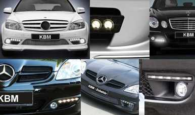 Tagfahrlicht nachrüsten - KBM Motorfahrzeuge GmbH & Co. KG