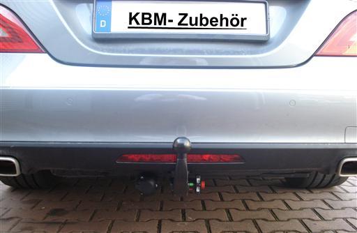 CLS 218 Anhängerkupplung nachrüsten - KBM Motorfahrzeuge GmbH & Co. KG