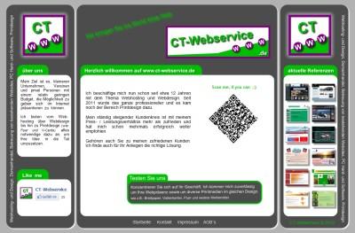 Firmengebäude CT-Webservice