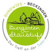 Logo von Biergarten zur Staustufe Beckingen