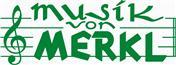 Musik von Merkl - Logo
