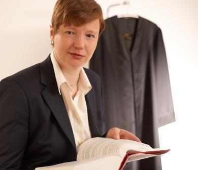 Rechtsanwältin Dr. Scheibeler